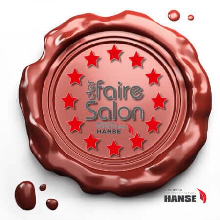 Der faire Salon: Das Gütesielge